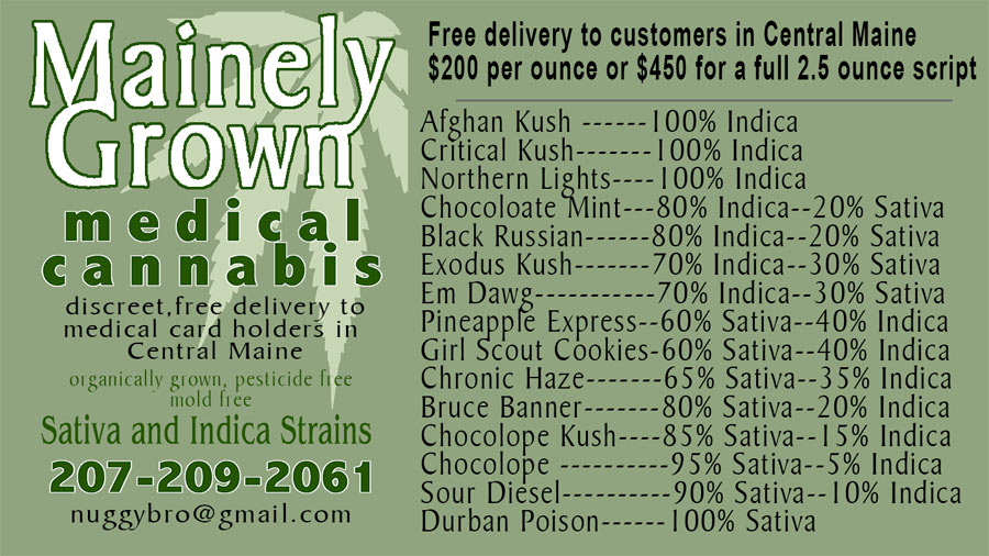 Maine Grown about us page