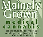 Mainely Grown Medical Cannabis